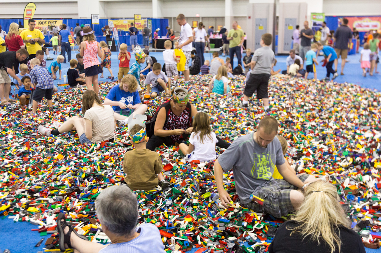 Lego Builders Convention P III